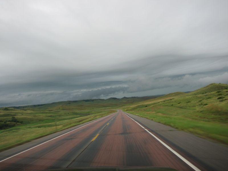 Countryside in southeast South Dakota