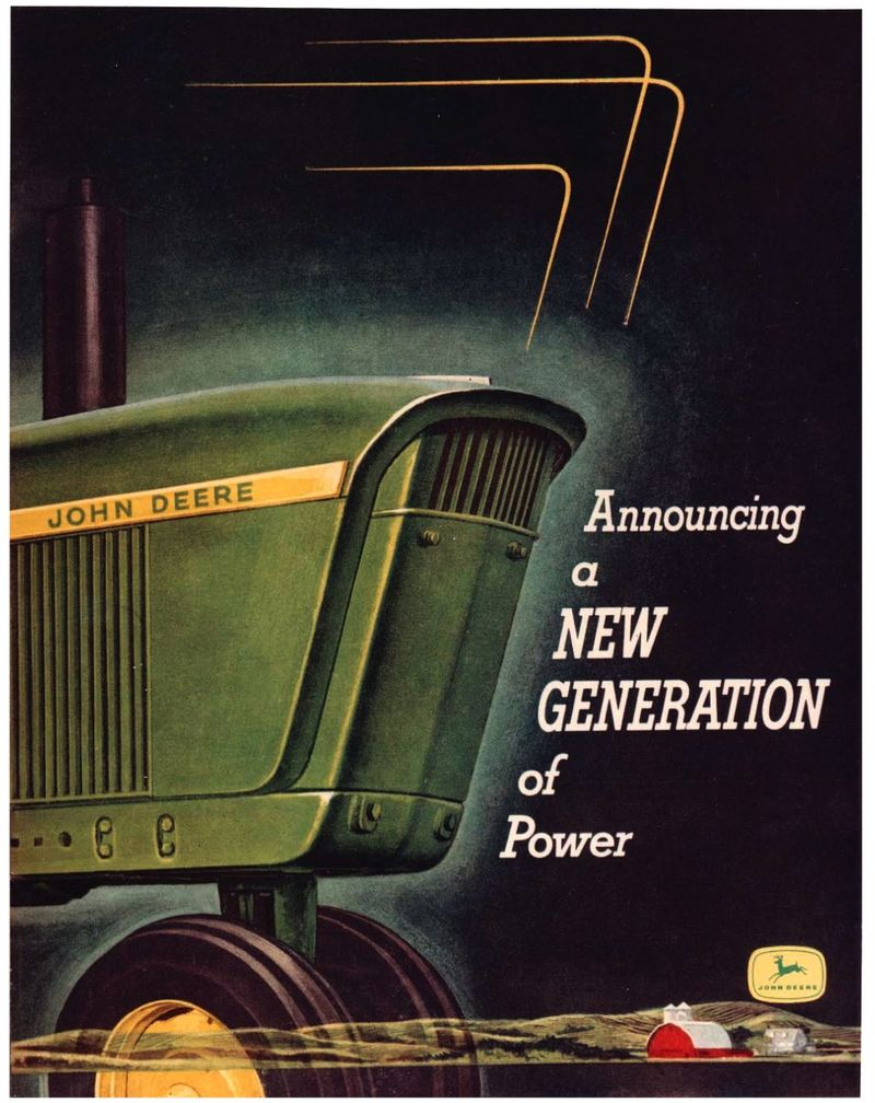 New Generation of Power Brochure Cover