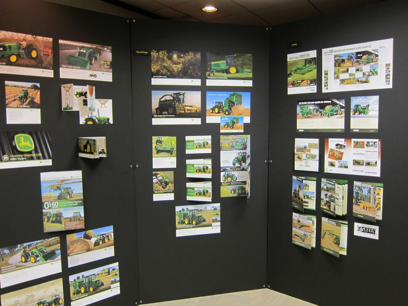Small Ag Displays
