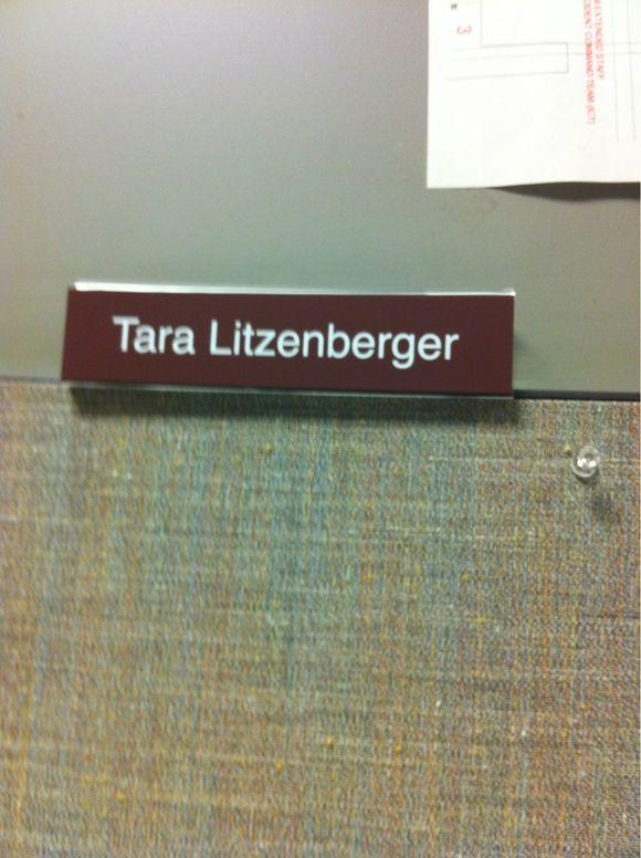 I'm official!